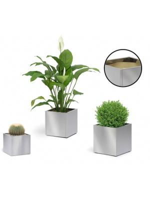 Bac à plantes GREENS Inox