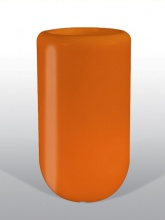 Pot Bloom Pill Orange