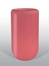 Pot Bloom Pill Rouge