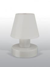 Lampe portable Gris rechargeable