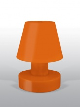 Lampe portable Orange rechargeable