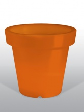 Pot lumineux Orange