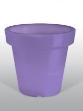 Pot lumineux Violet