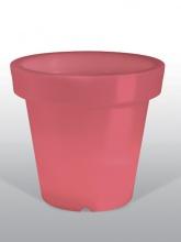 Pot Rouge non lumineux