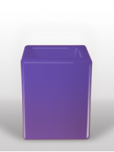 Pot Square Violet