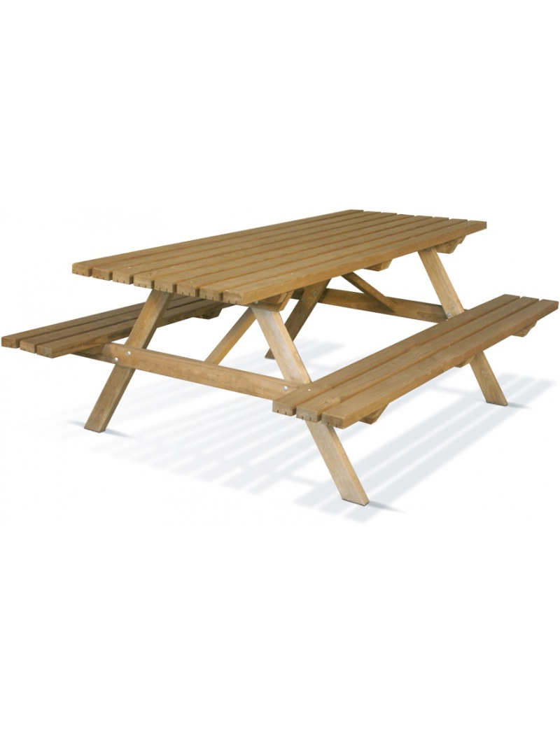 Table de Pique-Nique 200 cm