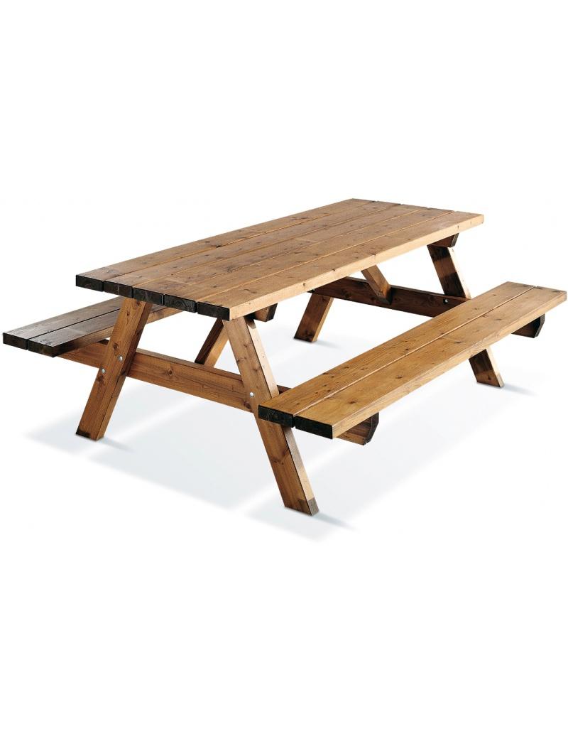 Table de Pique-Nique GARDEN 200