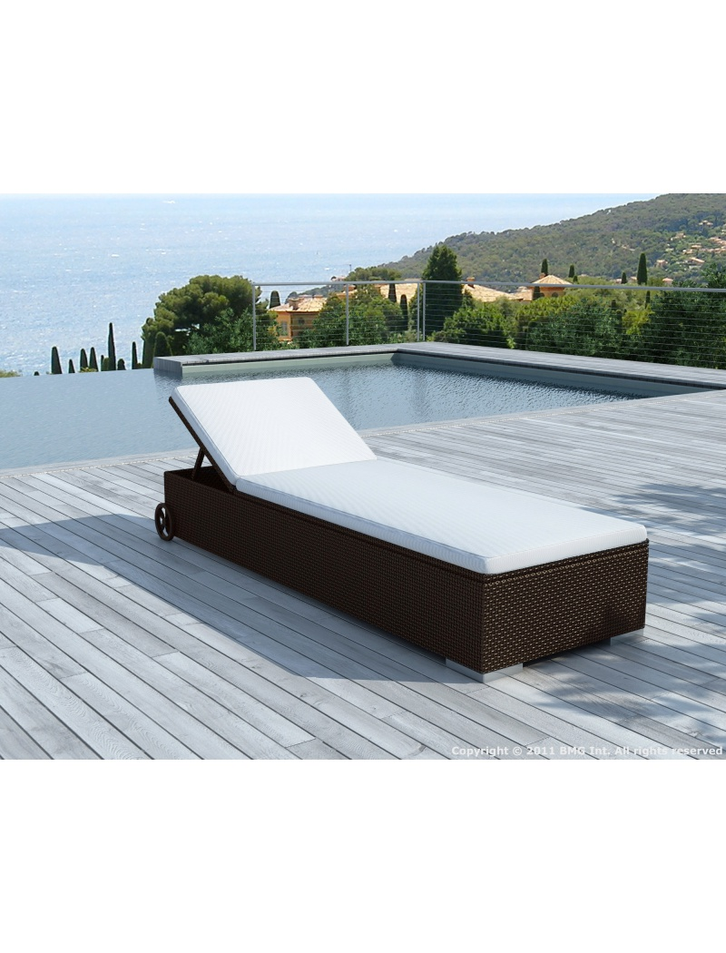 bain de soleil dolce r sine tress e chocolat delorm bains de soleil jardin concept. Black Bedroom Furniture Sets. Home Design Ideas