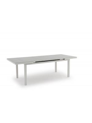 Table extensible Nice en aluminium