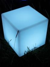 Cube lumineux étanche à LED 40cm (vendus par 2)