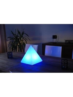 Pyramide lumineuse étanche à LED