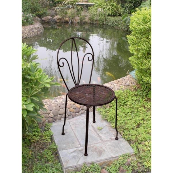 Chaise De Jardin En Fer Forg Ago De Dream Garden