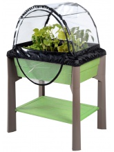 Espace Potager Vegetable Vert/Taupe