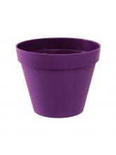 Pot de fleurs Toscane Prune