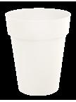 Vase haut Toscane 50L Blanc