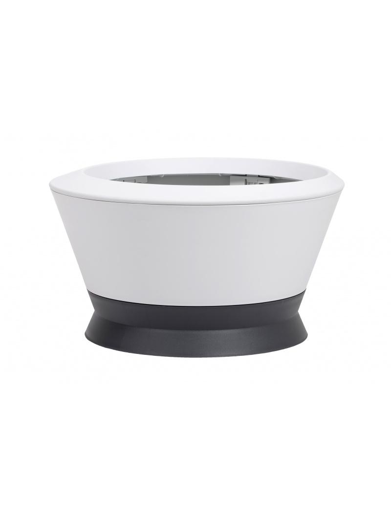 Vasque Ikône 35L Blanc EDA Plastiques - Bac plastique et rotomoulé ...