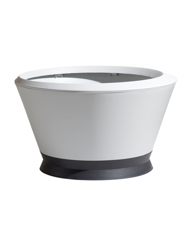 Vasque Ikône 105L Blanc (Option bassin aquatique) EDA Plastiques ...