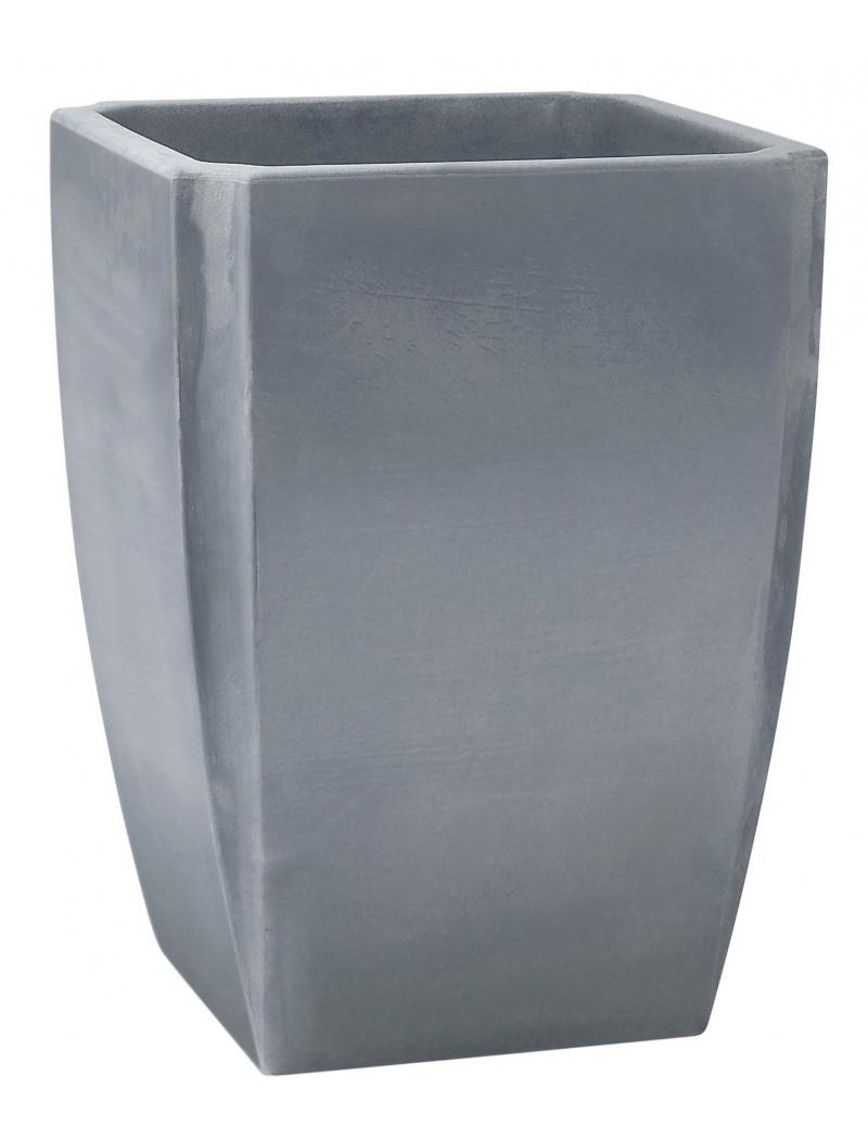 jardini re palm a gris 47 cm r serve d 39 eau eda. Black Bedroom Furniture Sets. Home Design Ideas