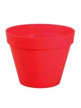 Pot de fleurs Toscane Rouge Tomate