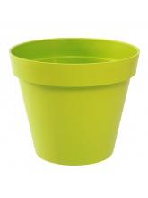 Pot de fleurs Toscane vert chartreuse