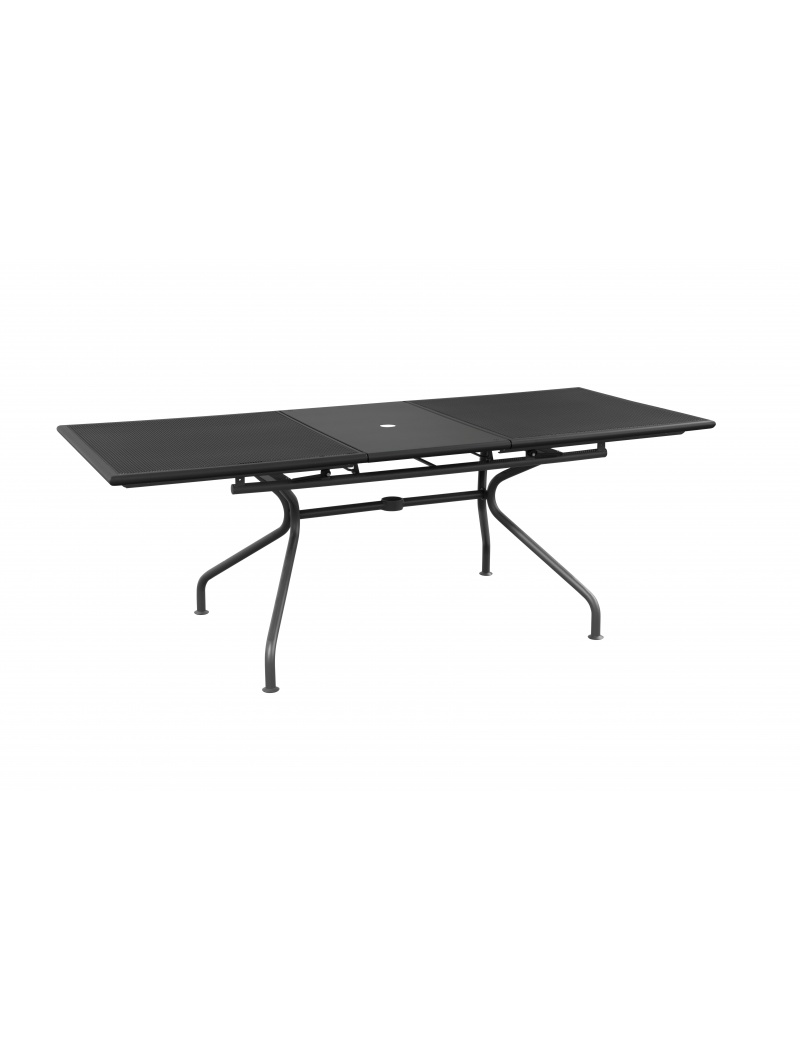 Table de jardin Athena extensible 160