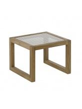 Petite table basse Kontiki en teck