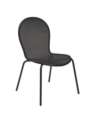 Lot de 4 chaises Ronda Noires