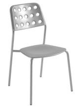 Chaise Shot Aluminium
