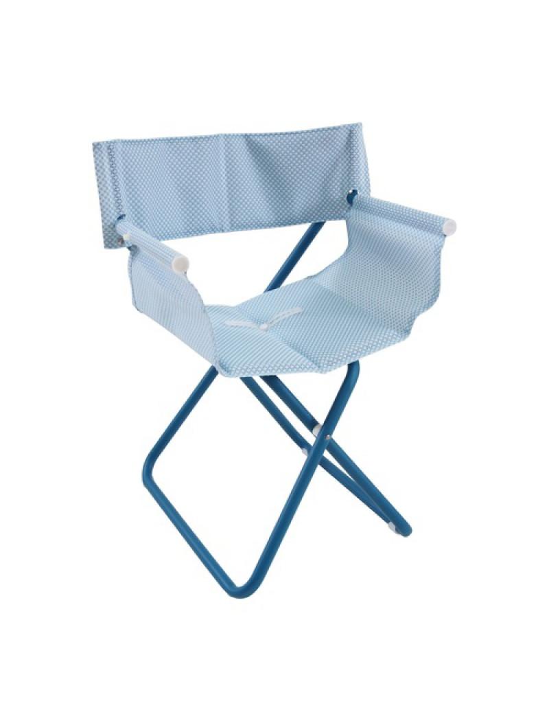 fauteuil metteur en scne snooze bleu undefined - Fauteuil Metteur En Scene