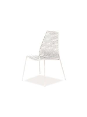 Chaise Vera blanche