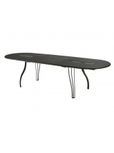 Table ovale Vera 230cm extensible