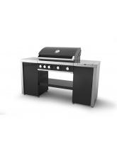 Barbecue à gaz Maxim GTI4 Island Set