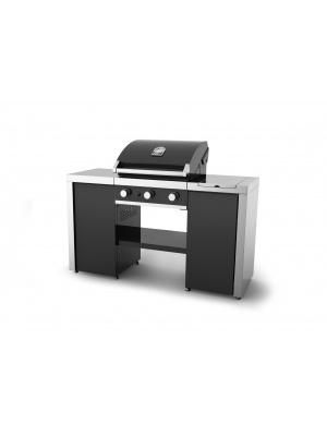 Barbecue à gaz Premium GT3 Island