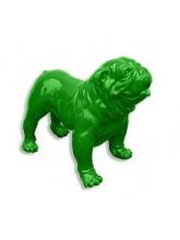 BullDog Américain XXL debout Vert