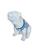 Bull dog US Assis marinière bleue