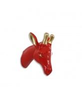Trophée Girafe rouge
