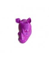 Trophée Rhino rose