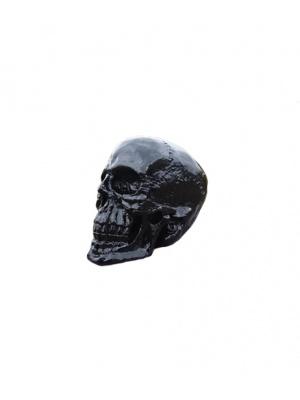 Tête de mort Noire