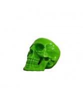 Tête de mort Verte