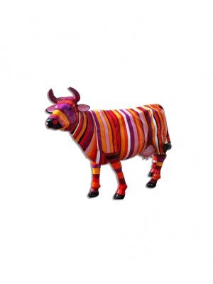 Vache multicolor