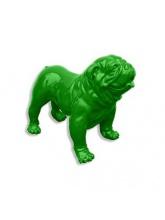 BullDog Américain M debout Vert