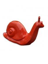 Escargot XL Rouge