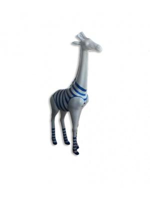 Girafe Marinière bleue 205cm