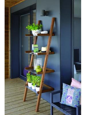 etag re murale echelle burger jardipolys armoire de rangement jardin concept. Black Bedroom Furniture Sets. Home Design Ideas