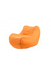 Pouf Chilly Bean Orange