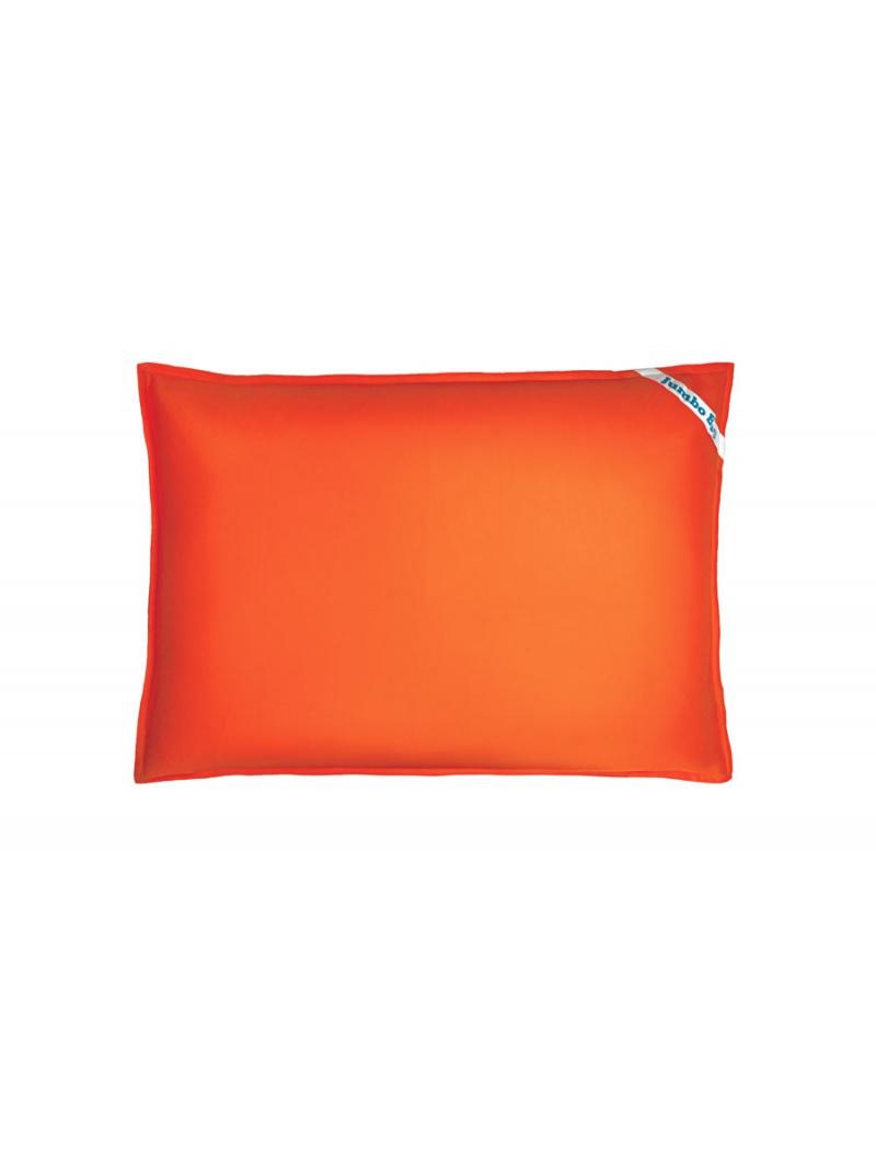 Jumbo bag Pouf flottant Orange Swimming Bag