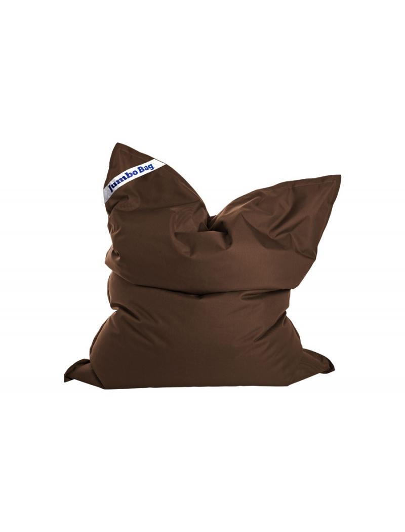 pouf the original chocolat jumbo bag coussins poufs d 39 ext rieur jardin concept. Black Bedroom Furniture Sets. Home Design Ideas