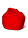 Pouf Scuba XXL Rouge