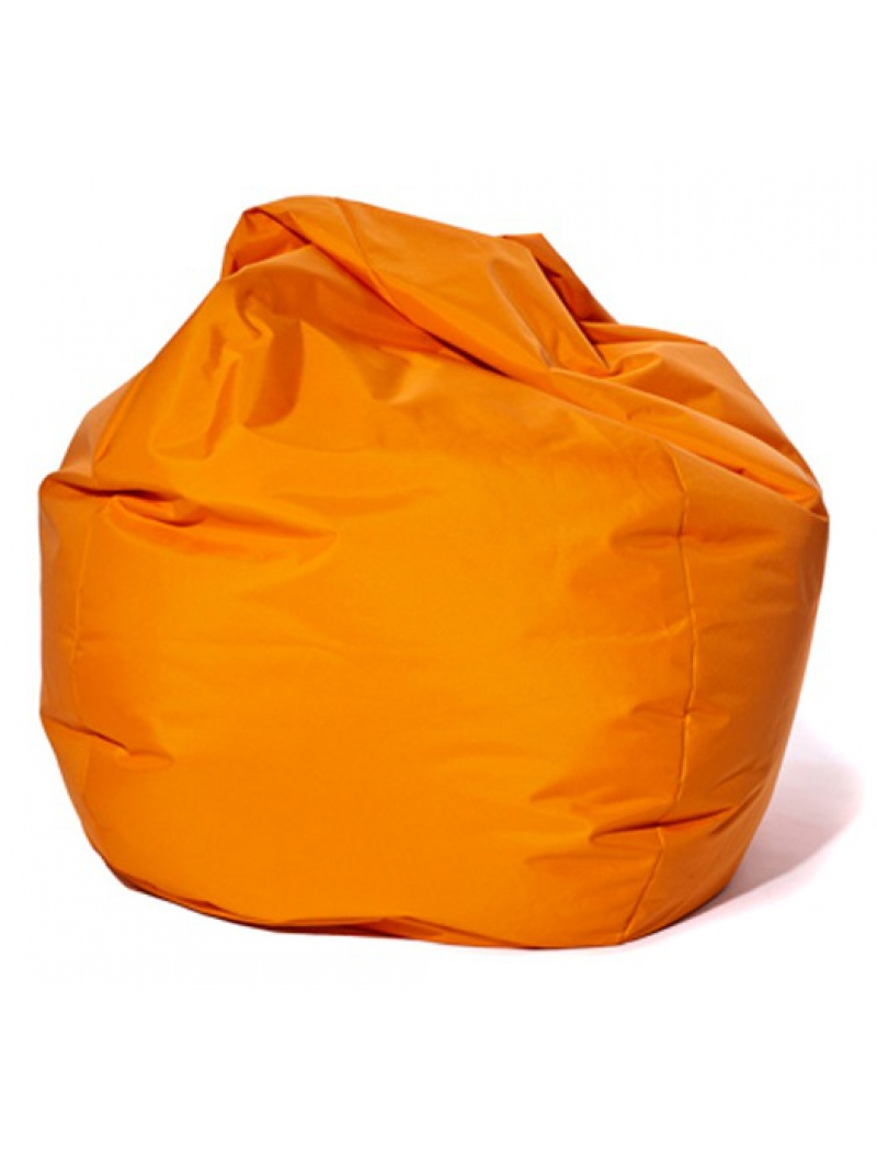 pouf exterieur pouf poire scuba xxl orange jumbo bag. Black Bedroom Furniture Sets. Home Design Ideas