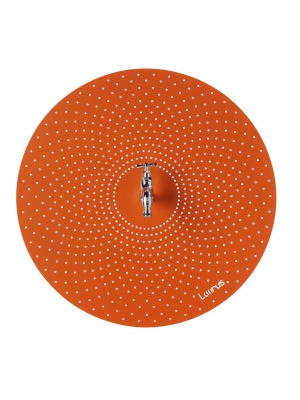 Rond mural Orange